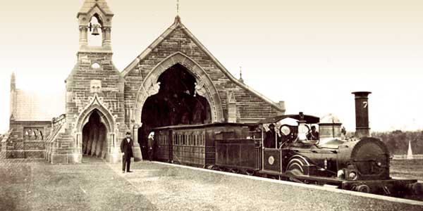Rookwood Mortuary Station