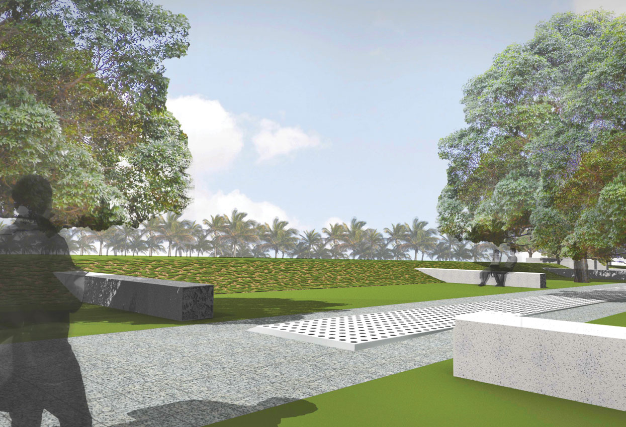 Architect proposed view