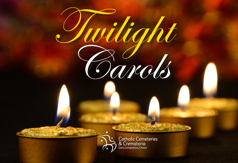 Twilight Carols at Rookwood Cemetery