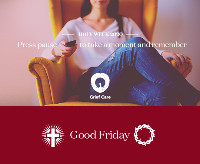 Good Friday - Holy Week