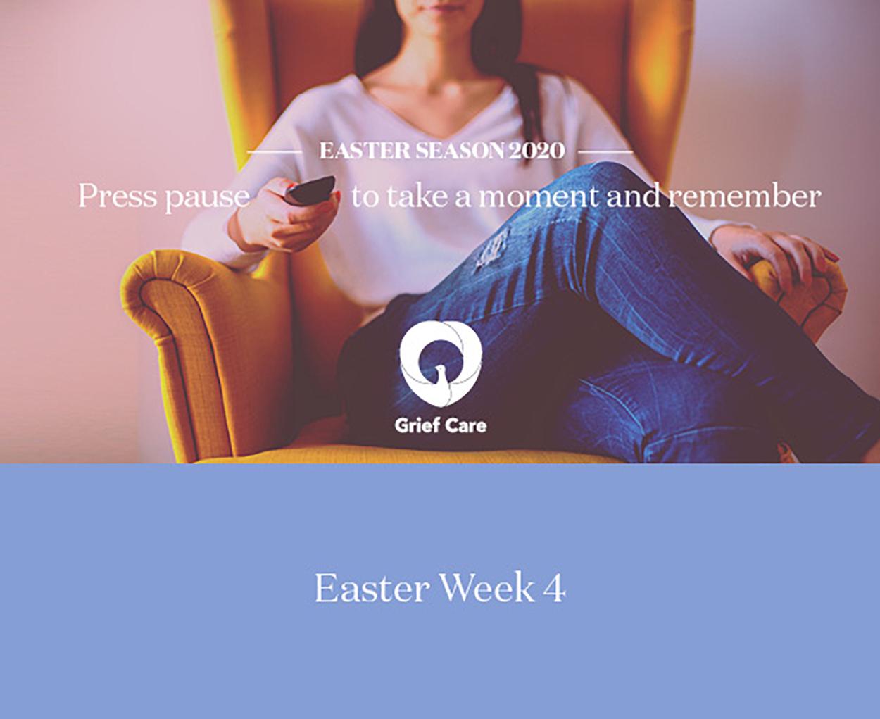 Easter Week 4