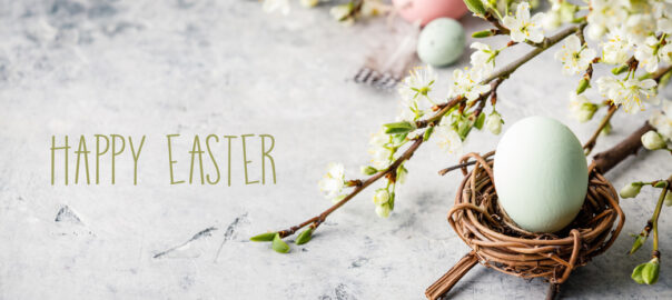Easter + Anzac Day Office Closure